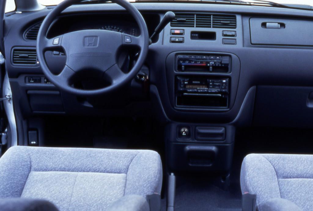Снимки: Honda Shuttle III
