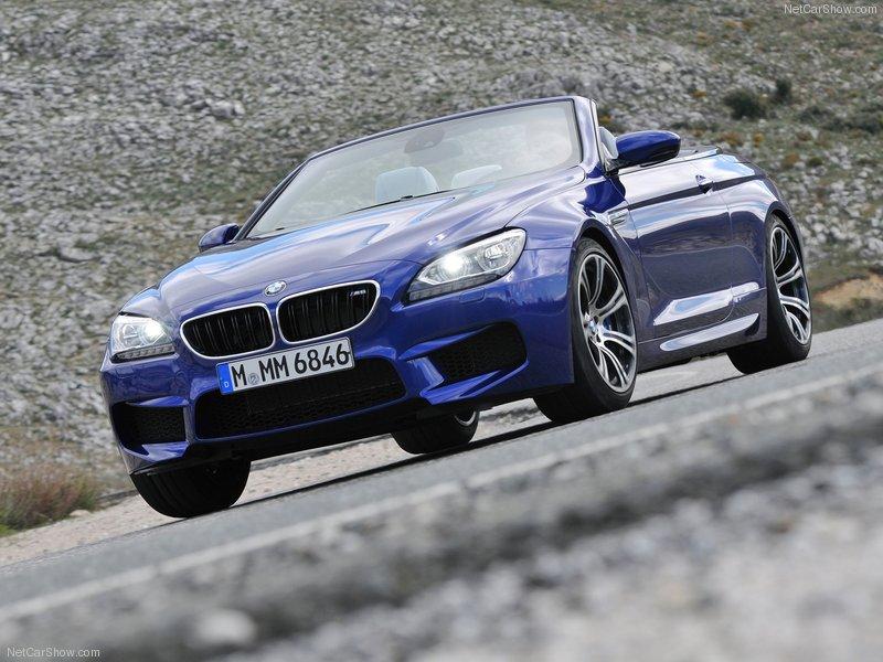 M6 Cabrio (F13)