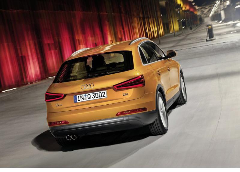 Снимки: Audi Q3