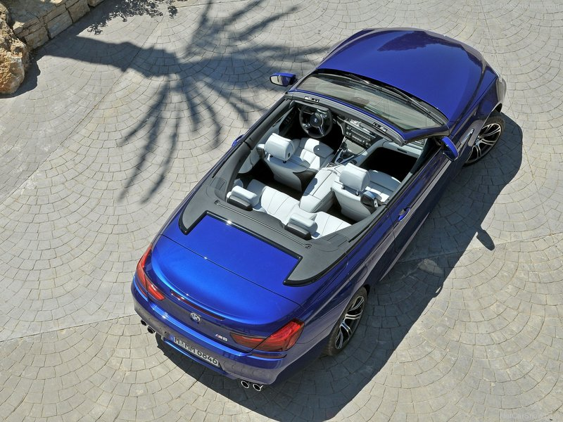 Снимки: Bmw M6 Cabrio (F13)