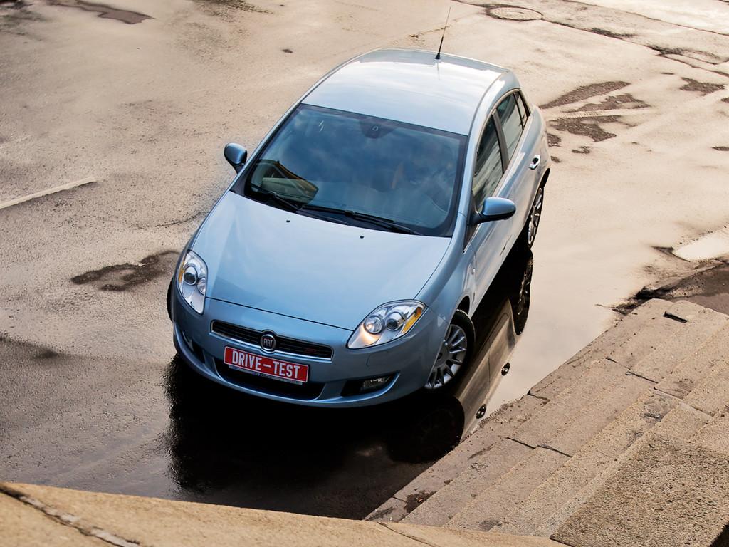 Снимки: Fiat Bravo II
