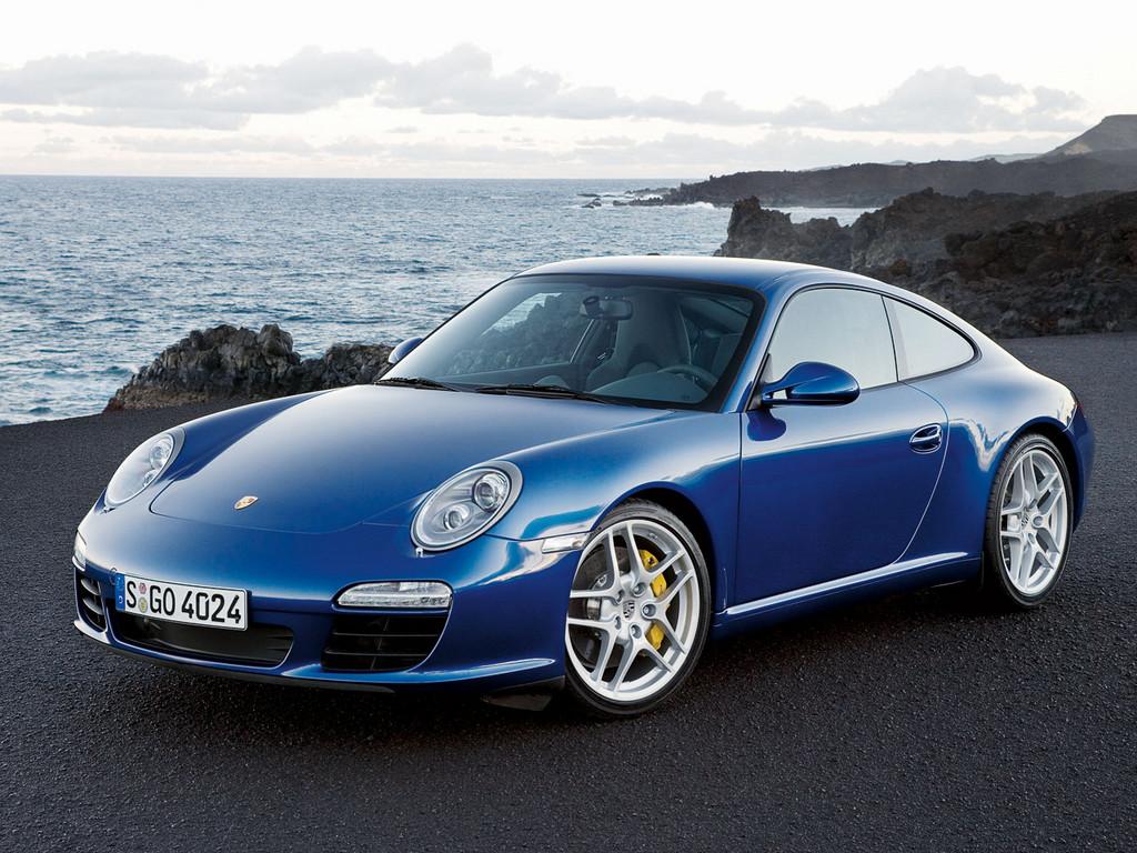 Снимки: Porsche 911 Cabrio (997)