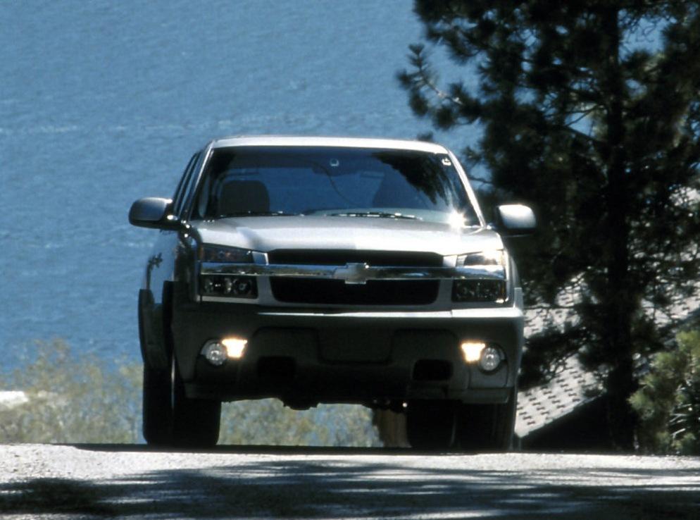 Снимки: Chevrolet Avalanche