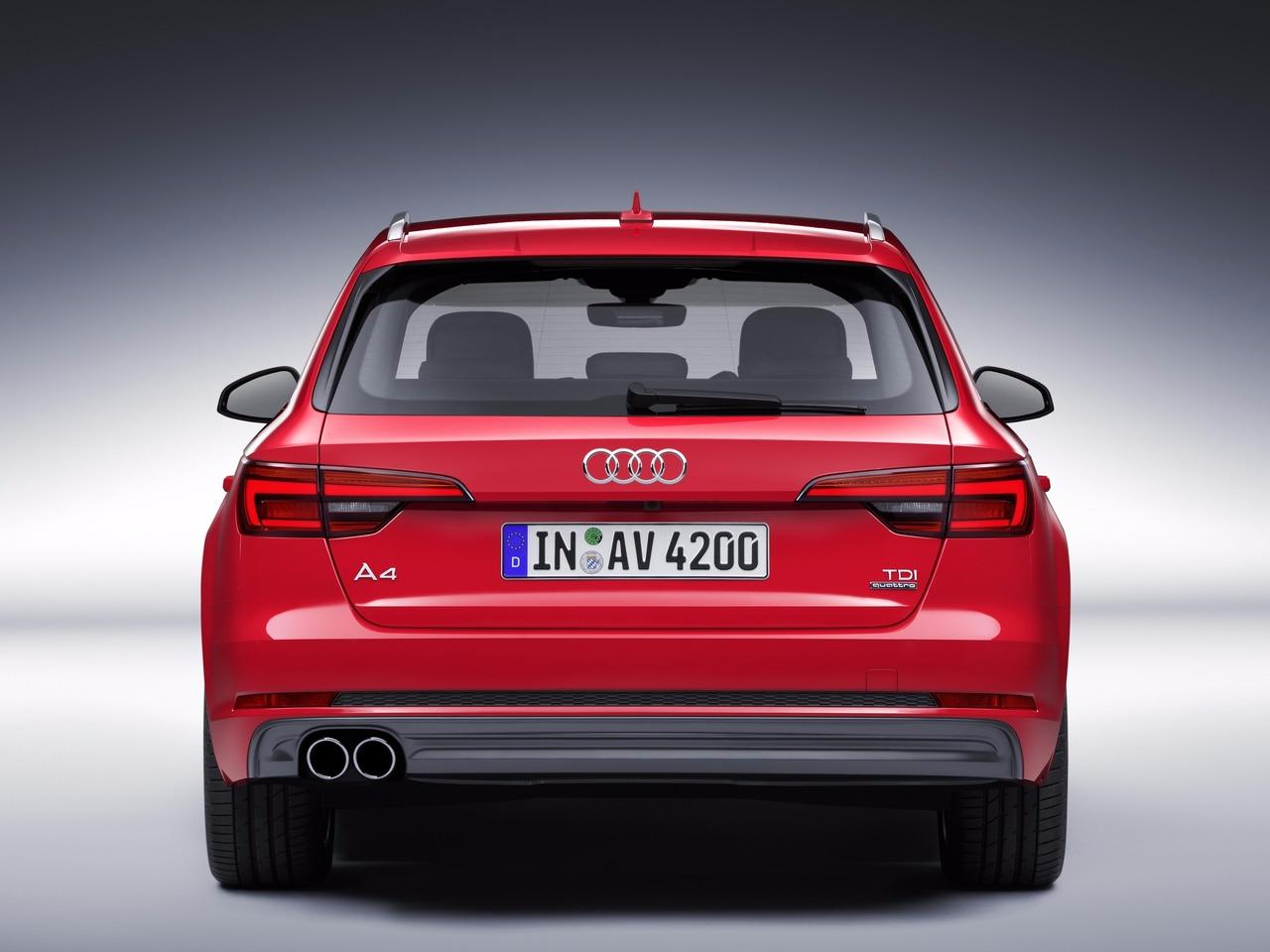 Снимки: Audi A4 Avant (B9)