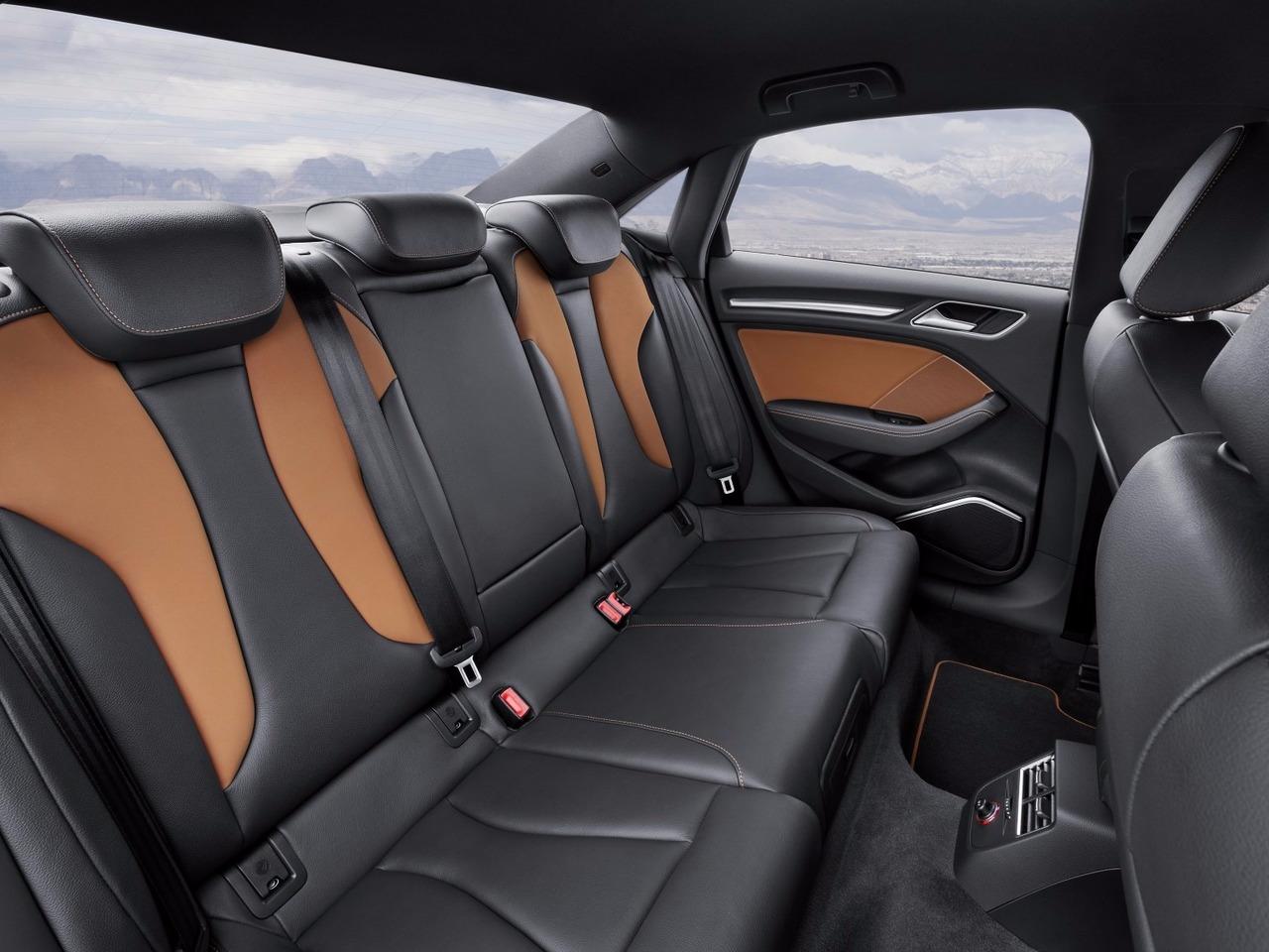 Снимки: Audi A3 (8V) Sedan
