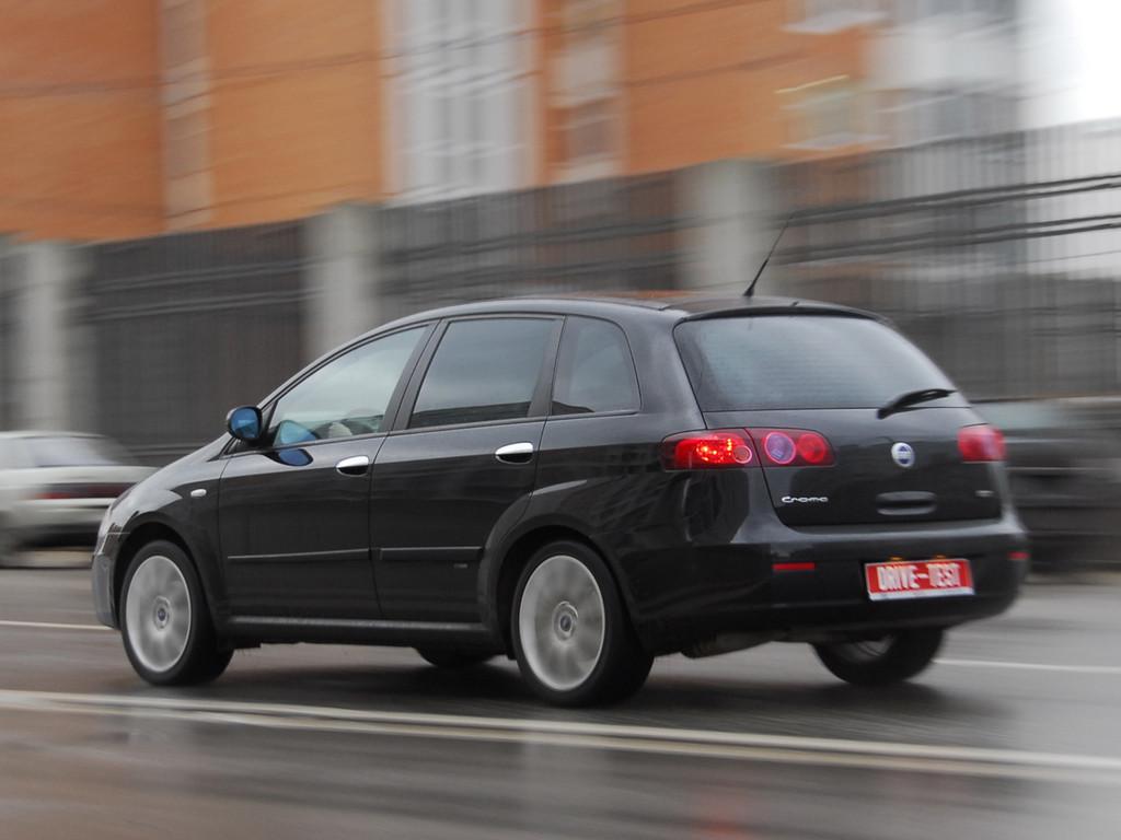 Снимки: Fiat Croma II