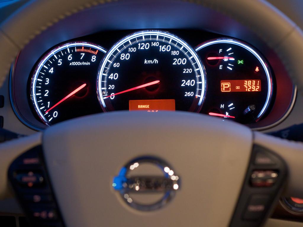 Снимки: Nissan Teana II