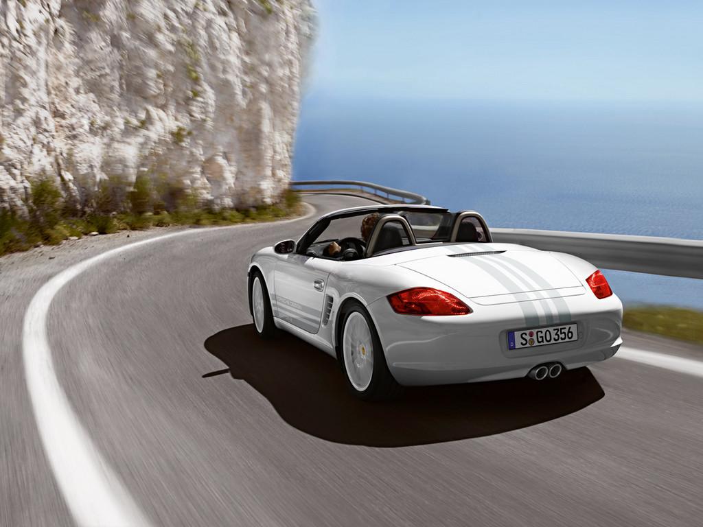 Снимки: Porsche Boxster (987)