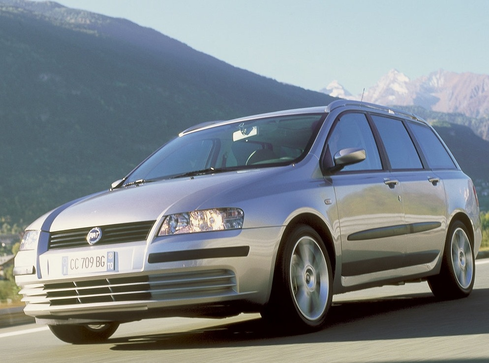 Снимки: Fiat Stilo Multi Wagon