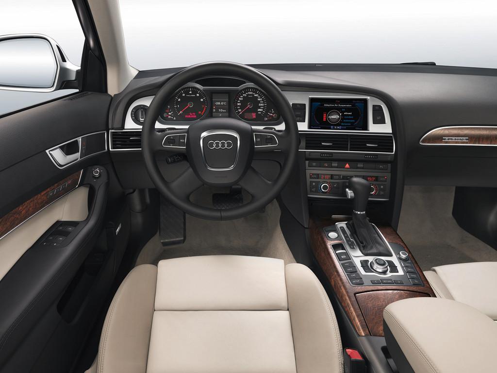 Снимки: Audi A6 allroad (4F,C6)
