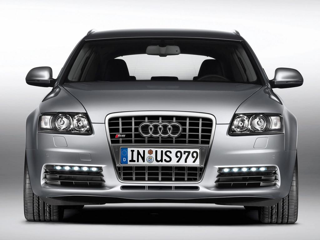 Снимки: Audi S6 Avant (4F,C6)