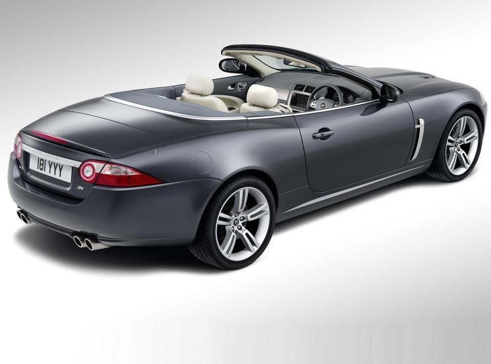 Снимки: Jaguar XKR Convertible II