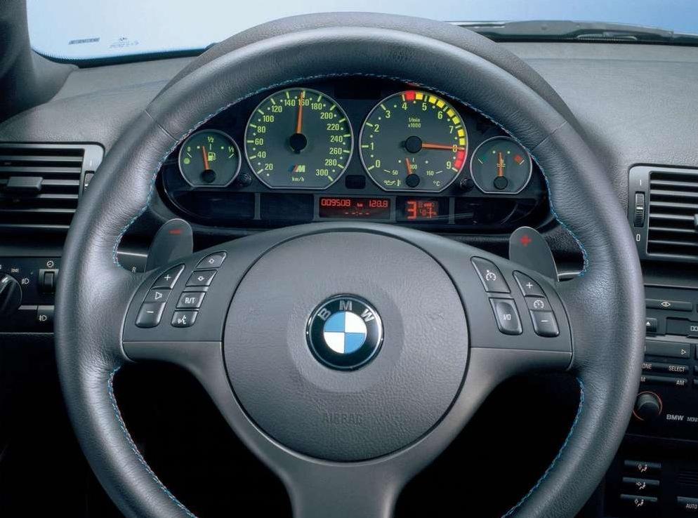Снимки: Bmw M3 Cabrio (E46)