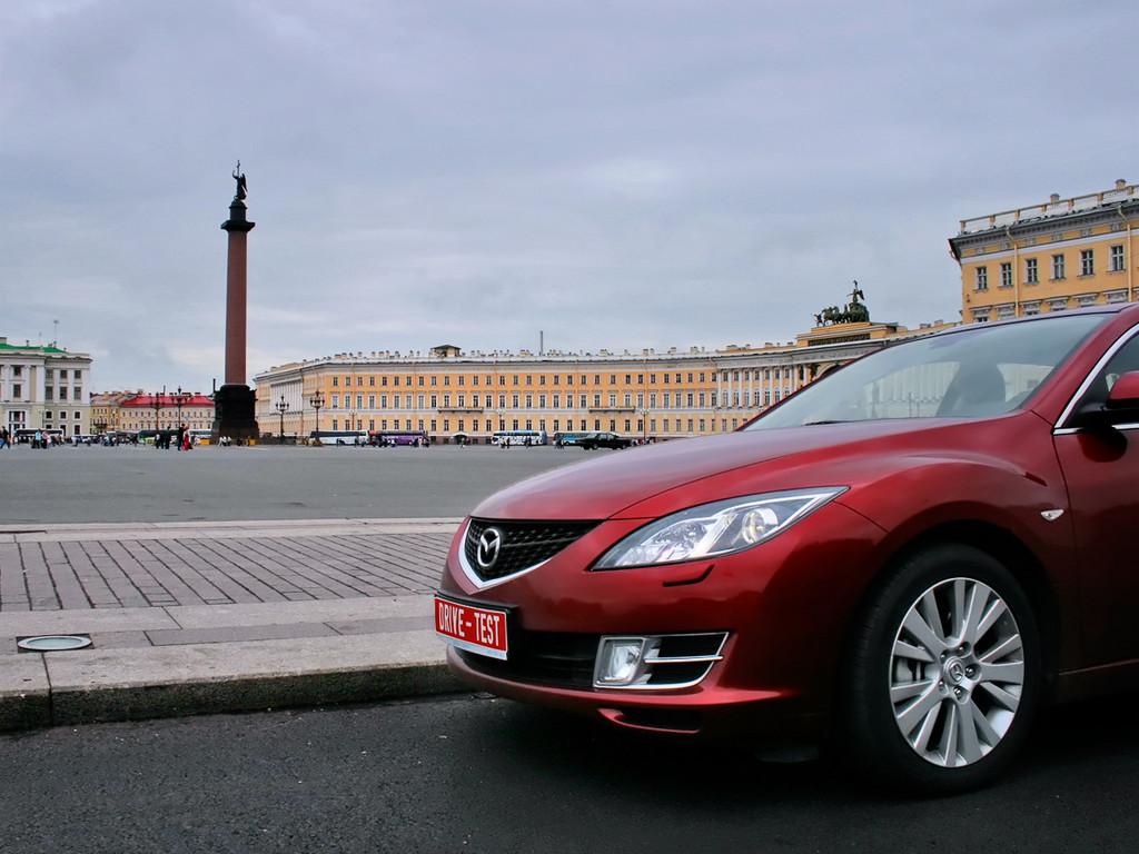 Снимки: Mazda Mazda 6 Sport Wagon