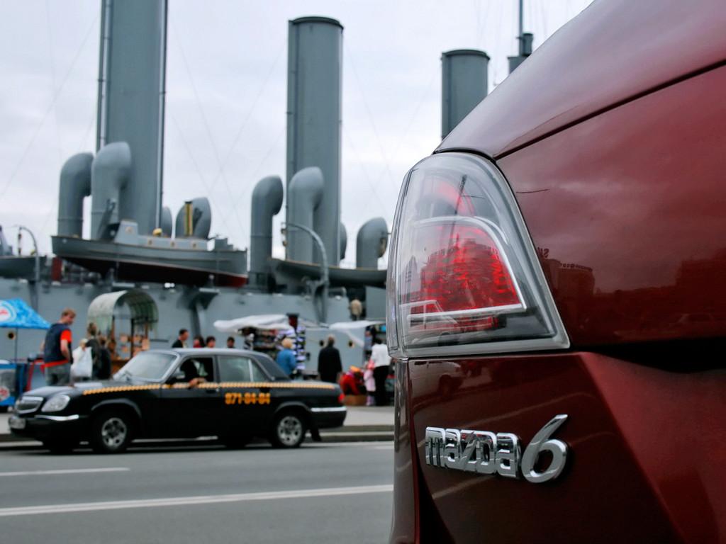 Снимки: Mazda Mazda 6 Sedan