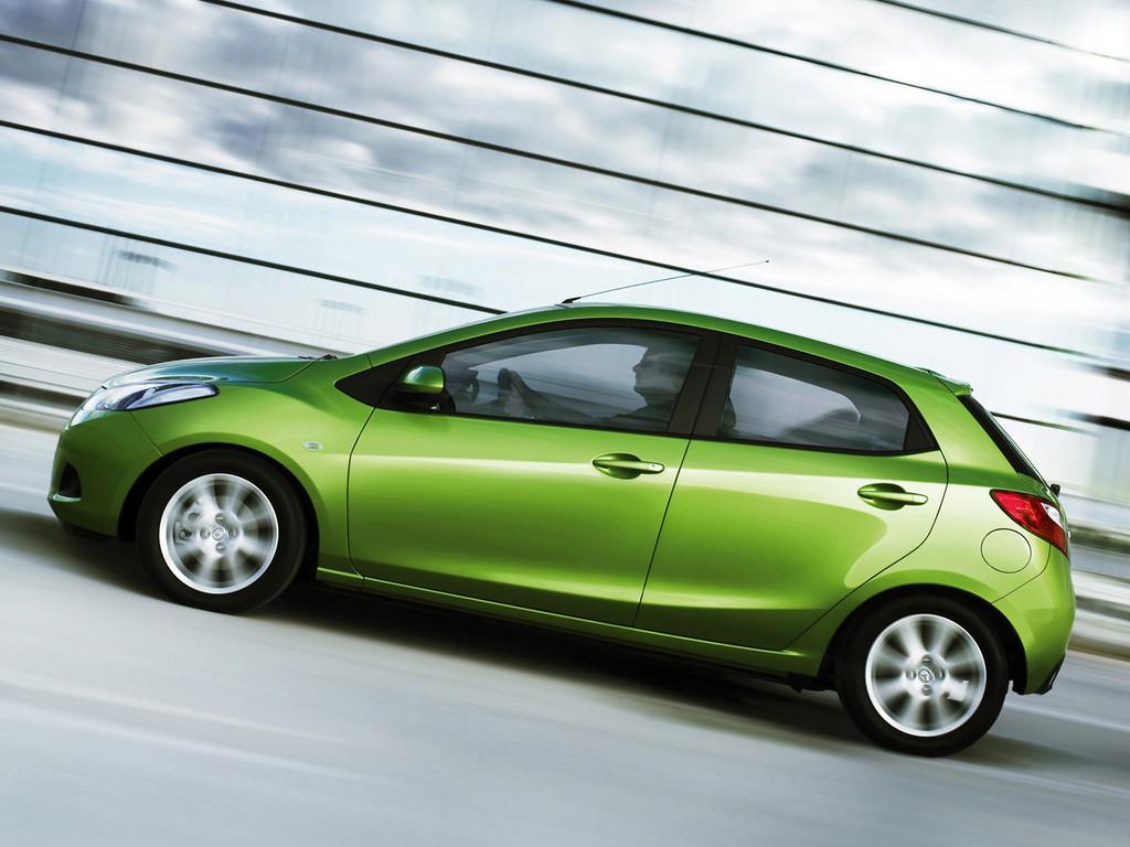 Mazda 2 - 2007