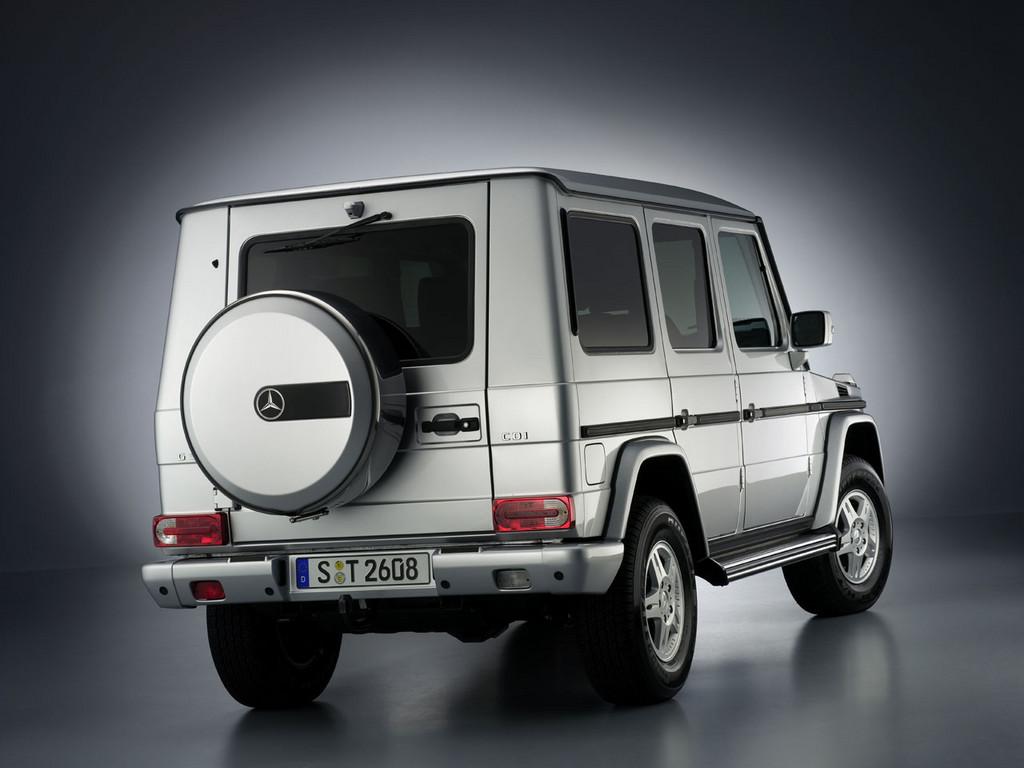 Снимки: Mercedes-benz G (W463)