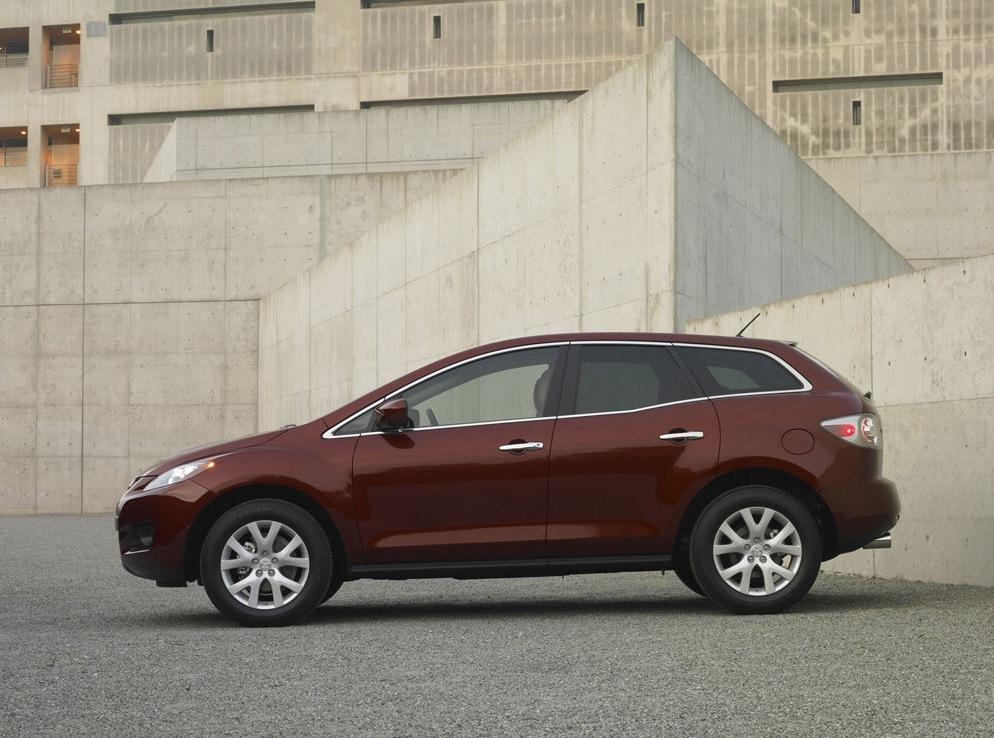 Снимки: Mazda CX-7