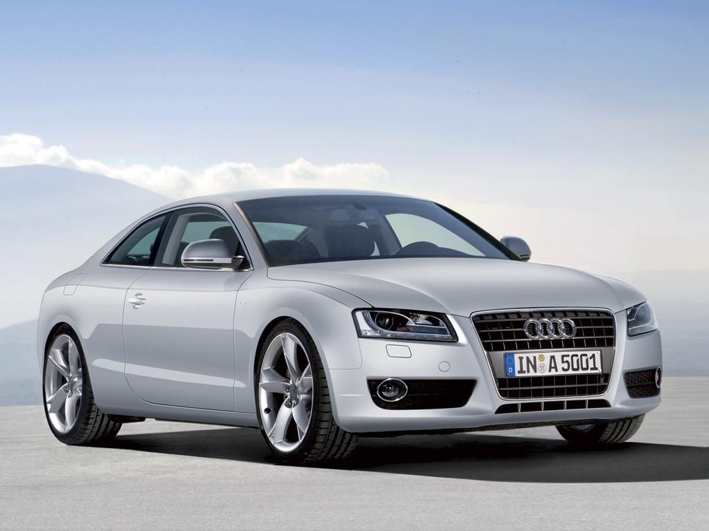 Снимки: Audi A5