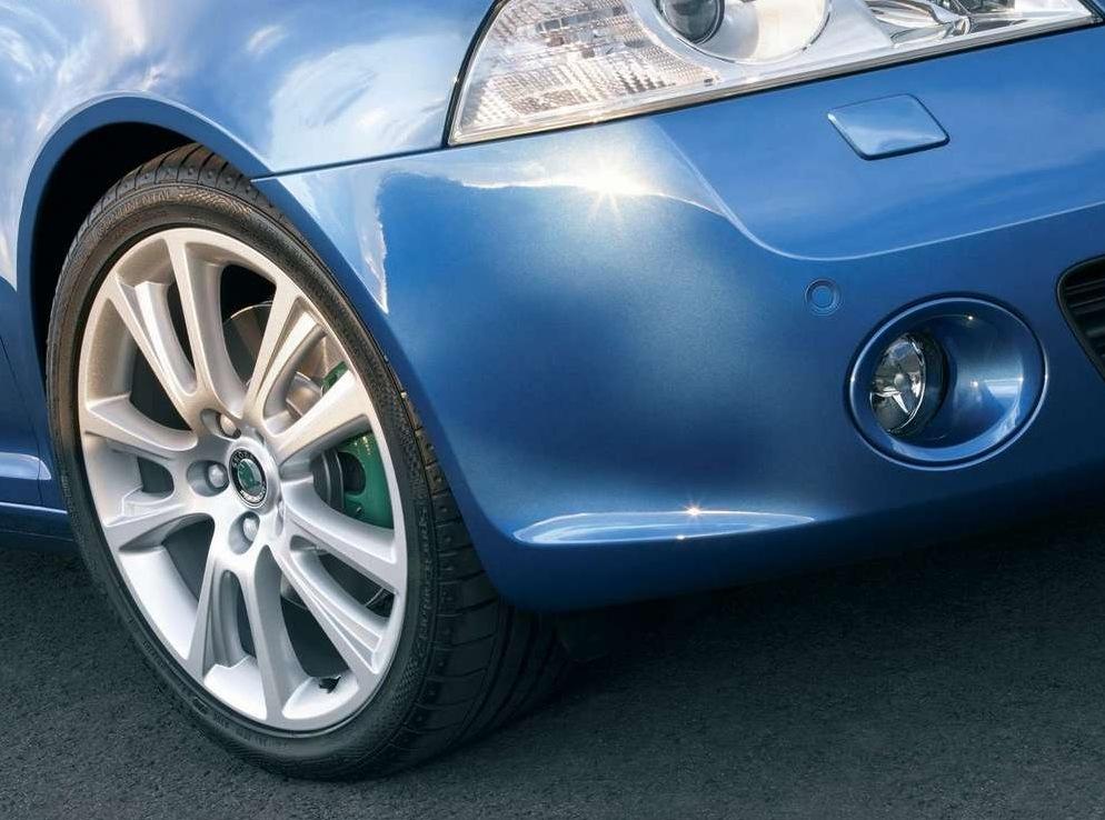 Снимки: Skoda Octavia Combi RS (1Z5)