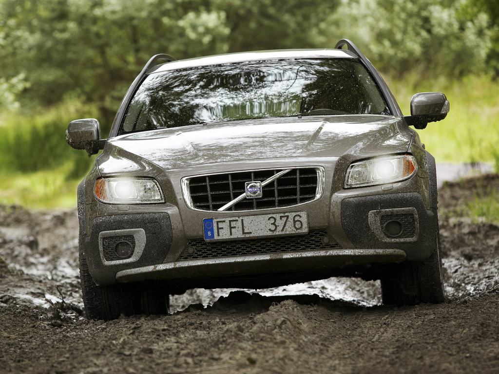 Снимки: Volvo XC70