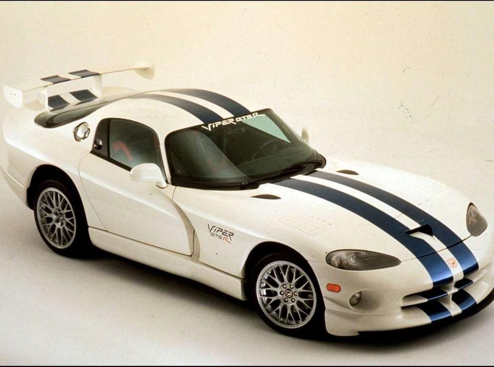 Снимки: Dodge Viper Coupe (GTS)