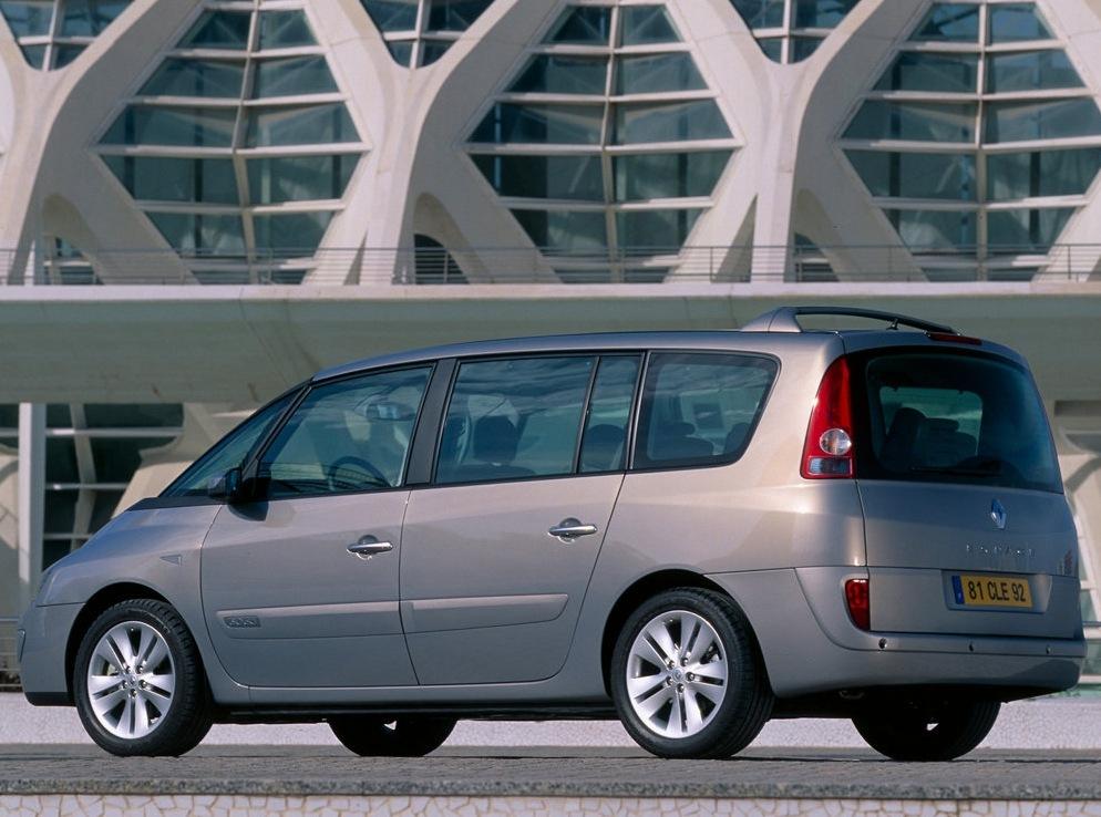 Снимки: Renault Grand Espace 4