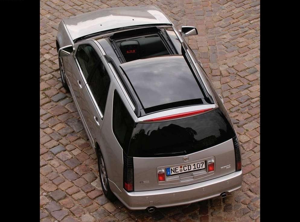 Снимки: Cadillac SRX