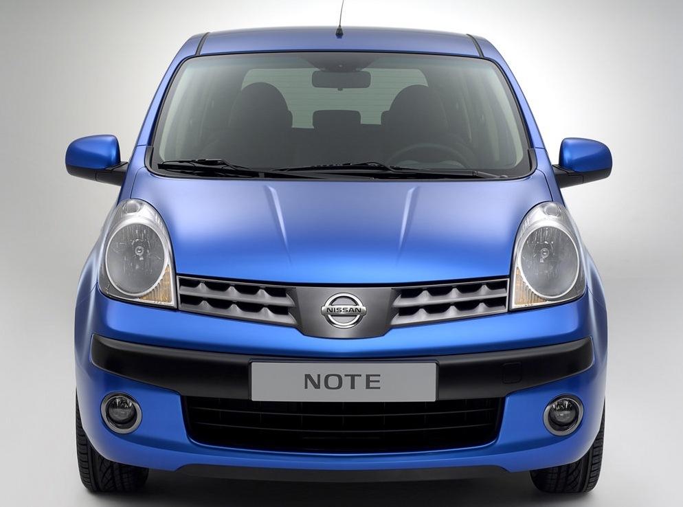 Снимки: Nissan Note