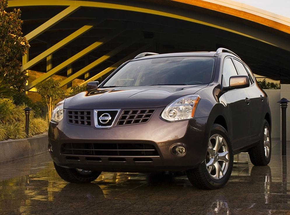 Снимки: Nissan Rogue