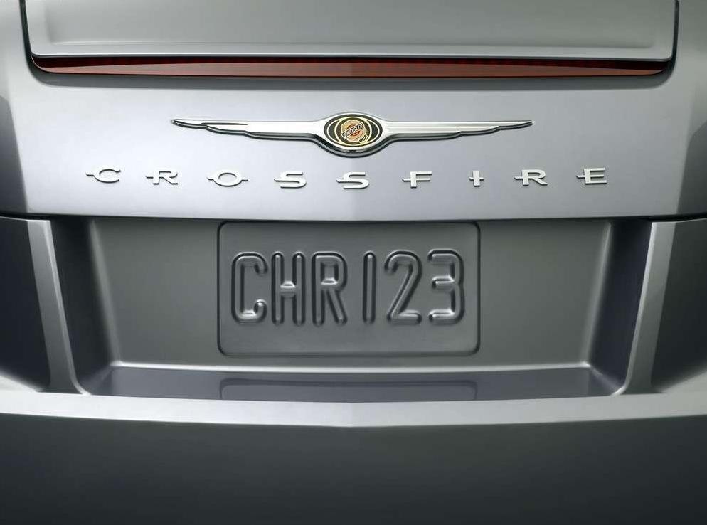 Снимки: Chrysler Crossfire Roadster