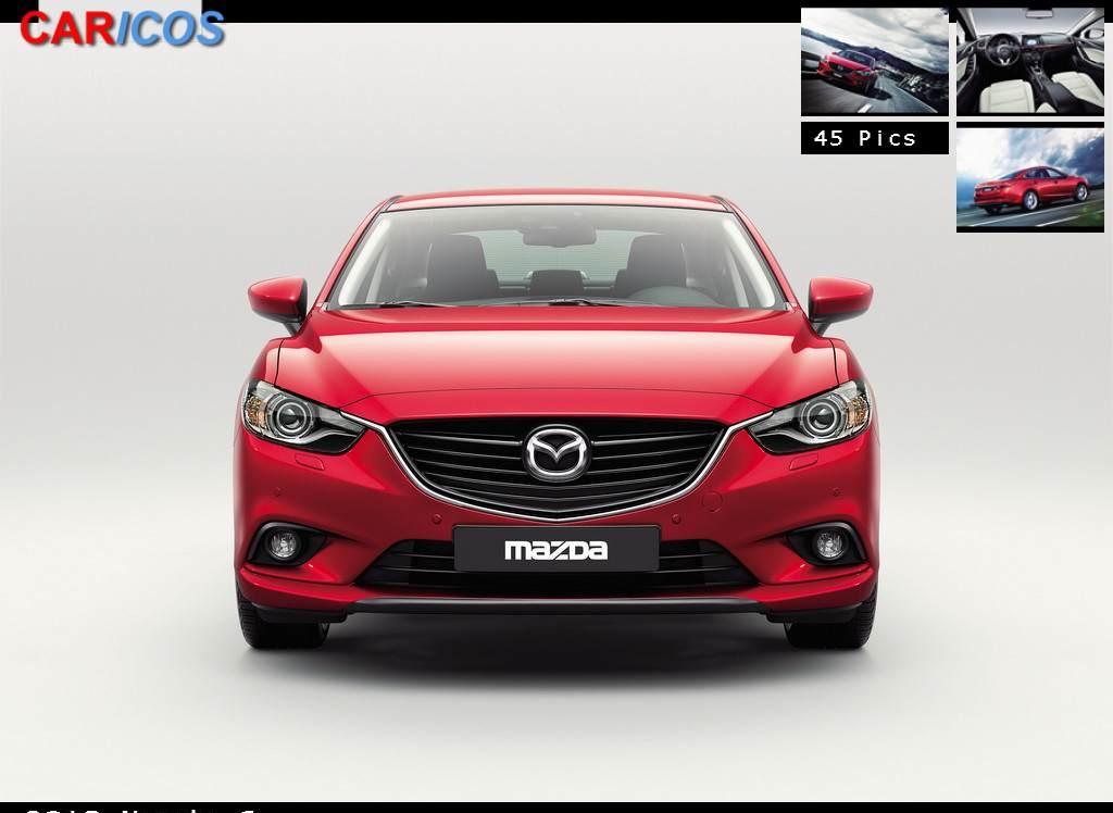 Снимки: Mazda Mazda 6 - 2012