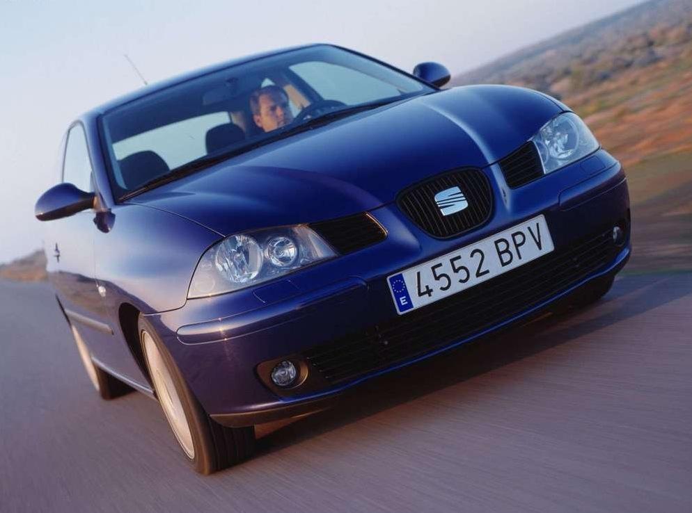 Снимки: Seat Ibiza III