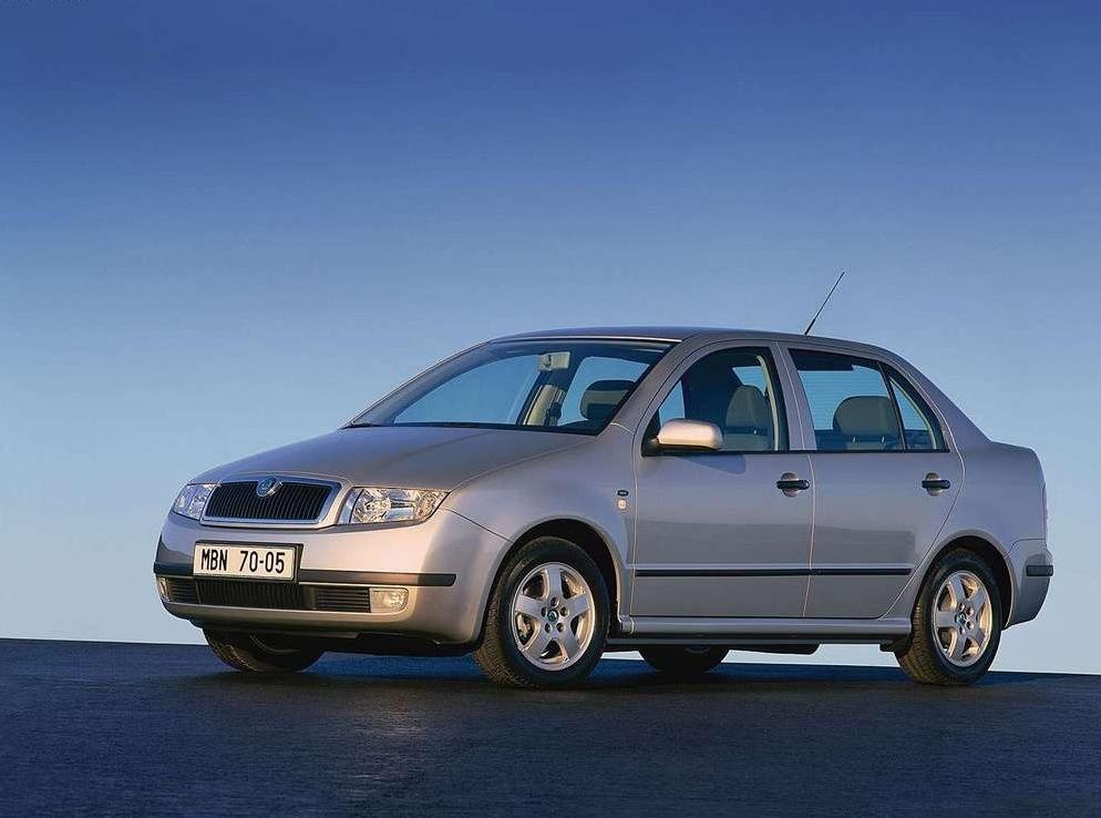 www.tuning.bg | skoda | fabia sedan (6y) Технически характеристики
