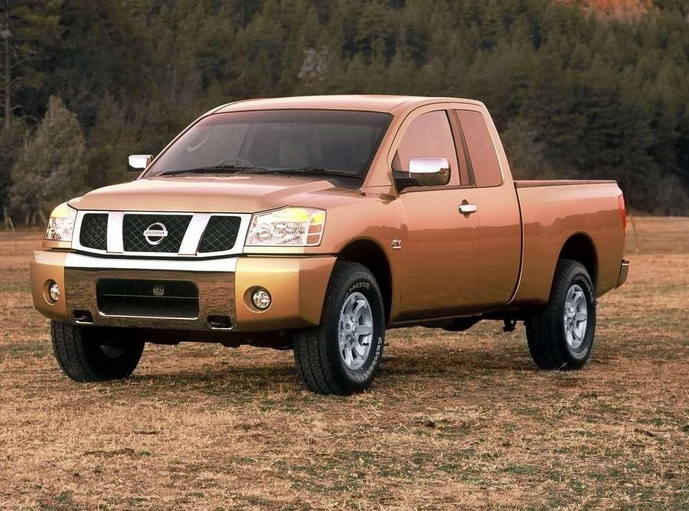 Снимки: Nissan Titan