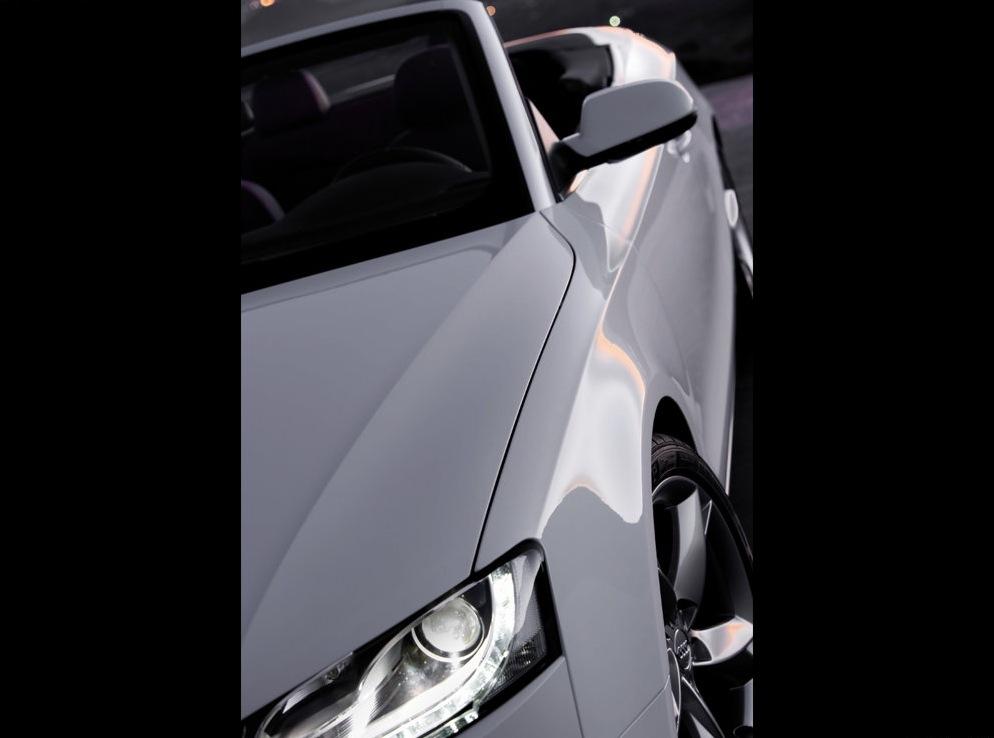 Снимки: Audi A5 Cabrio