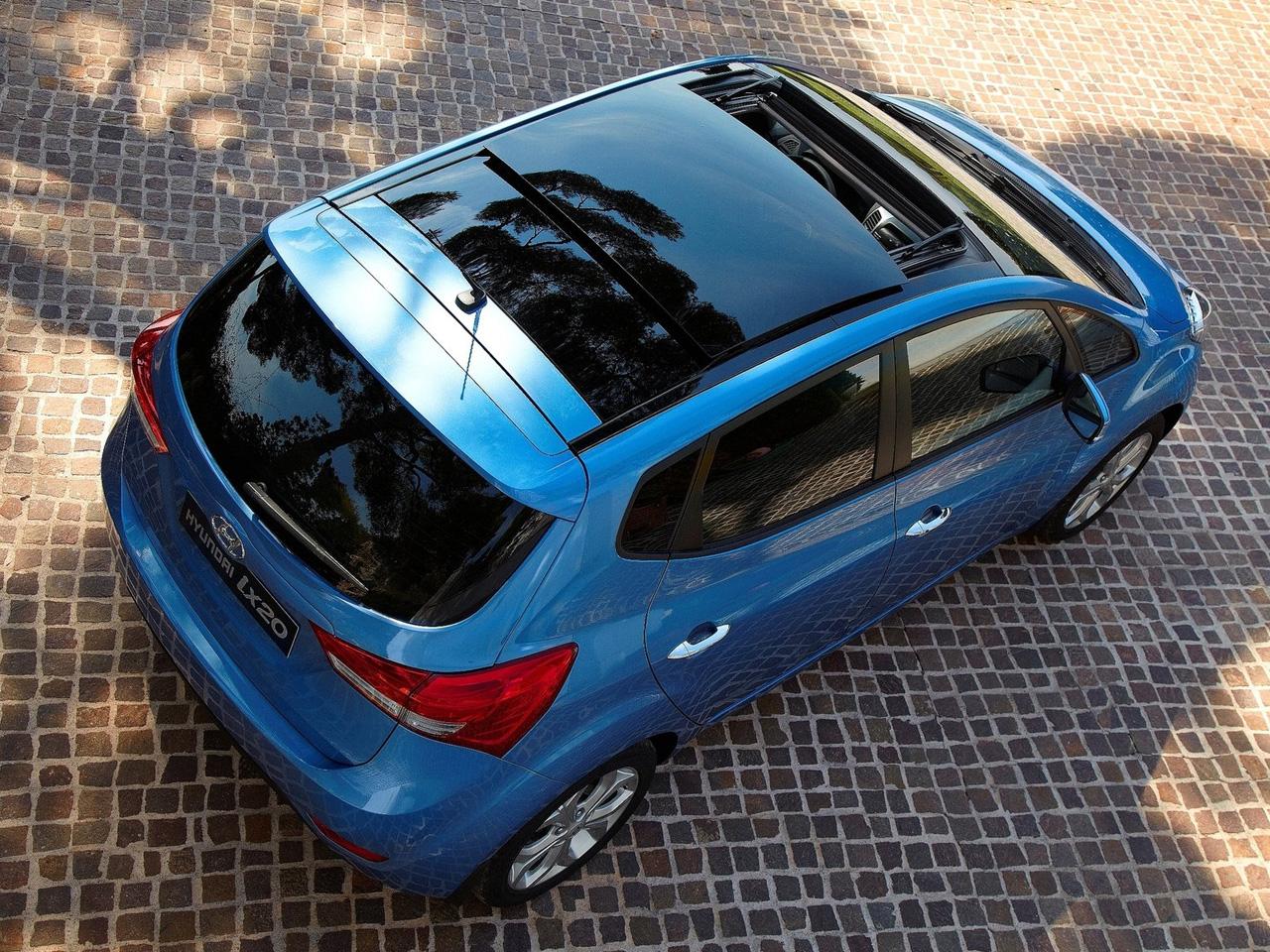 Снимки: Hyundai ix20