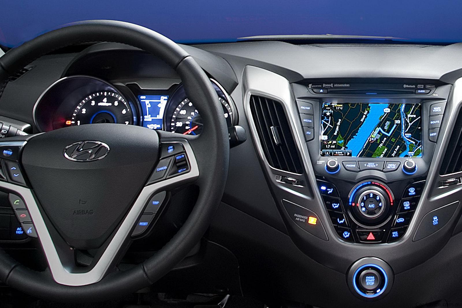Снимки: Hyundai Veloster
