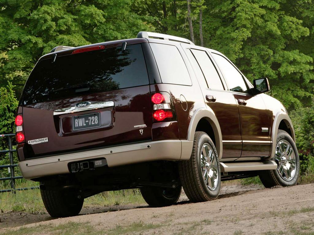 Снимки: Ford Explorer (U)