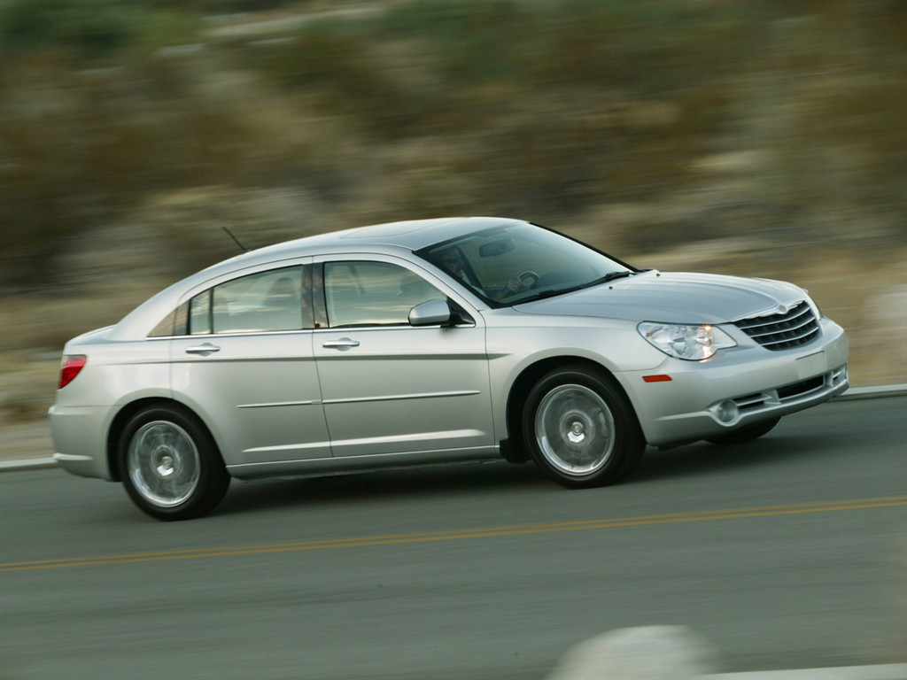 Снимки: Chrysler Sebring II