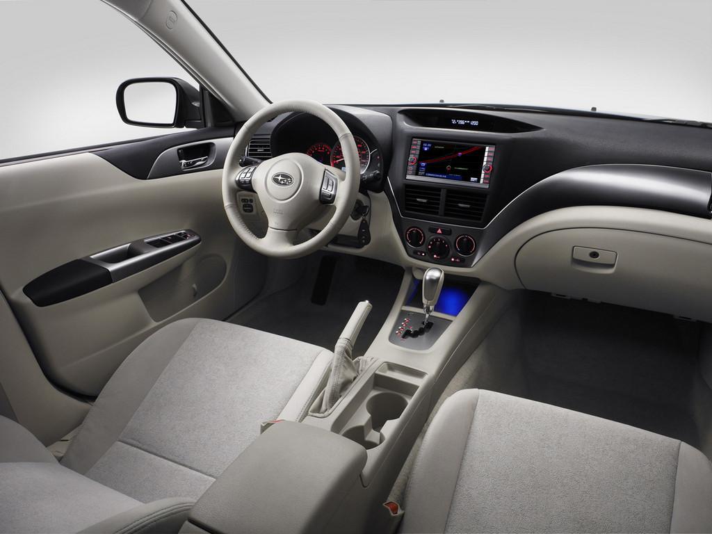 Снимки: Subaru Impreza 3 Hatchback