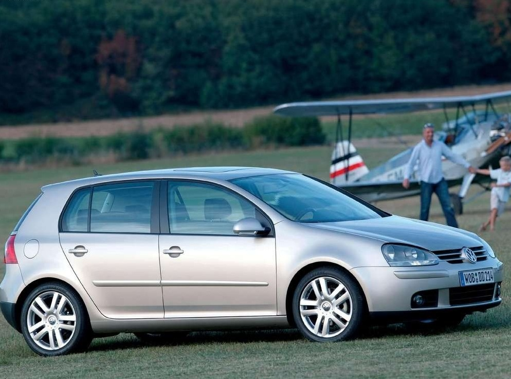 Снимки: Volkswagen Golf 5