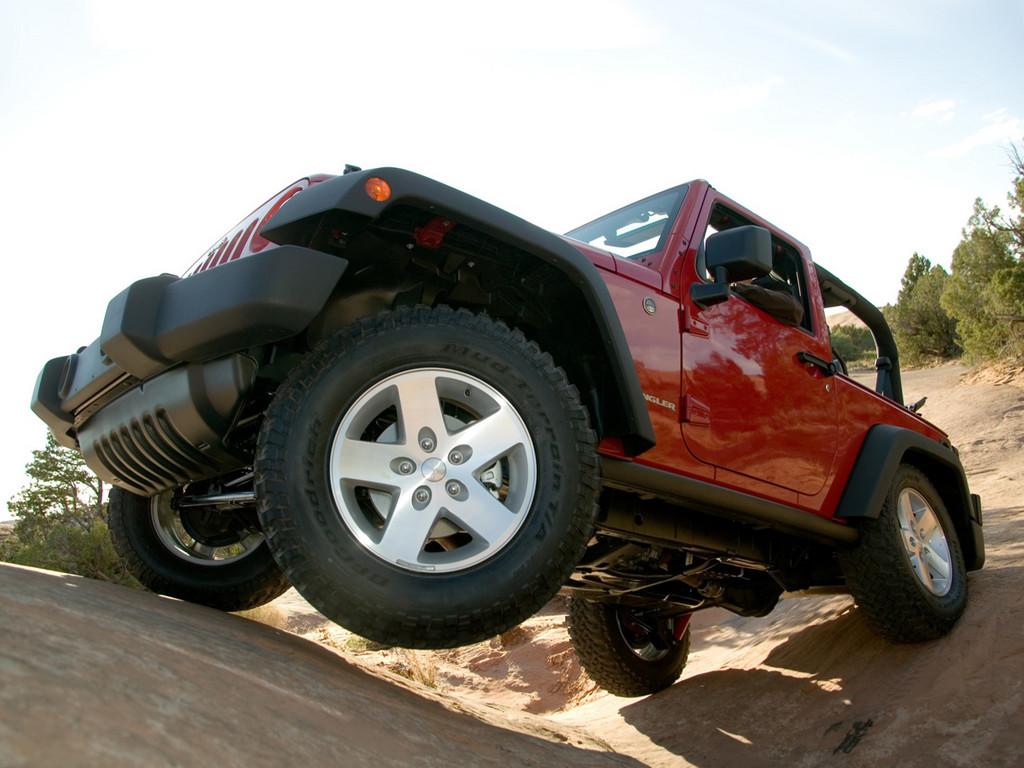 Снимки: Jeep Wrangler II (TJ)