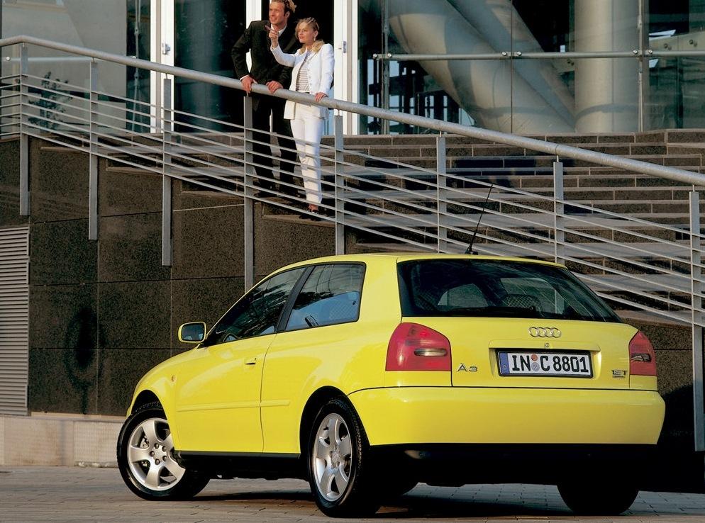Снимки: Audi A3 (8L) 1996
