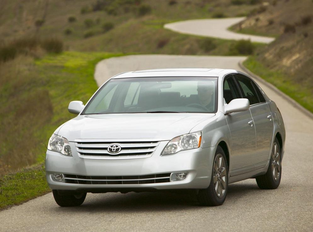 Снимки: Toyota Avalon II