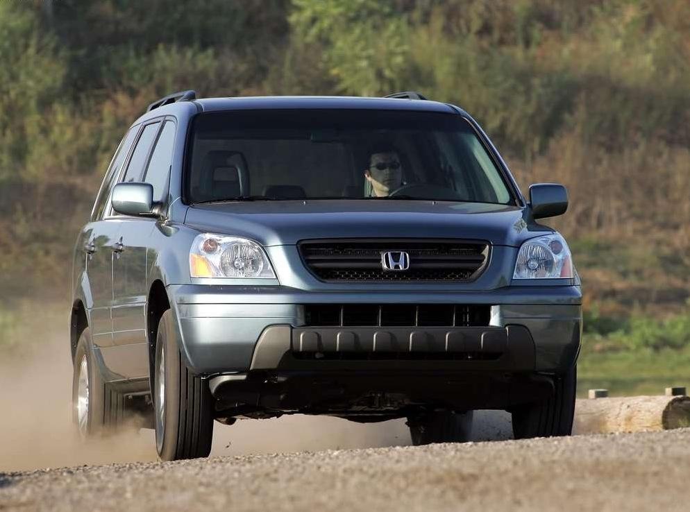Снимки: Honda Pilot