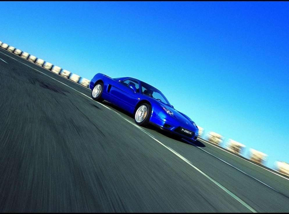 Снимки: Honda NSX Coupe (NA)