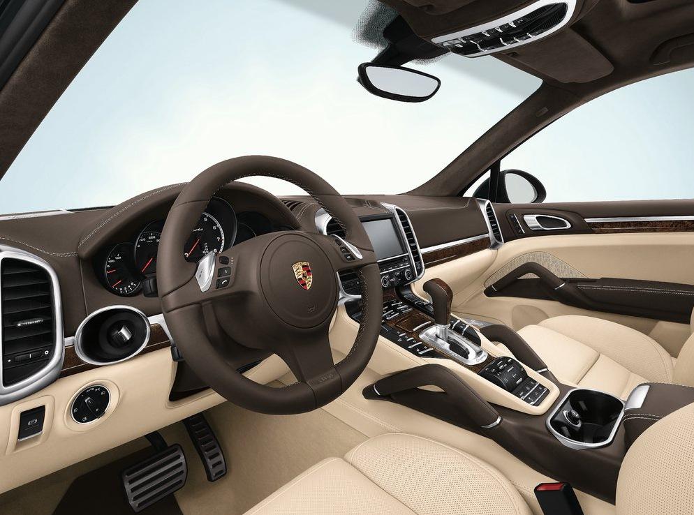 Снимки: Porsche Cayenne 2
