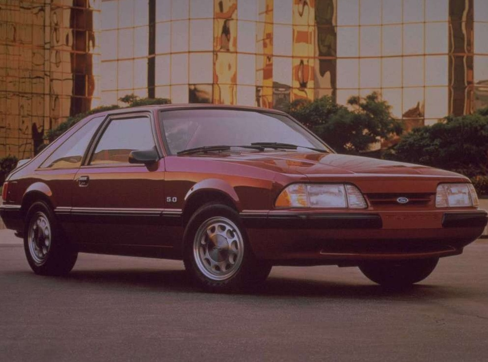 Снимки: Ford Mustang 3