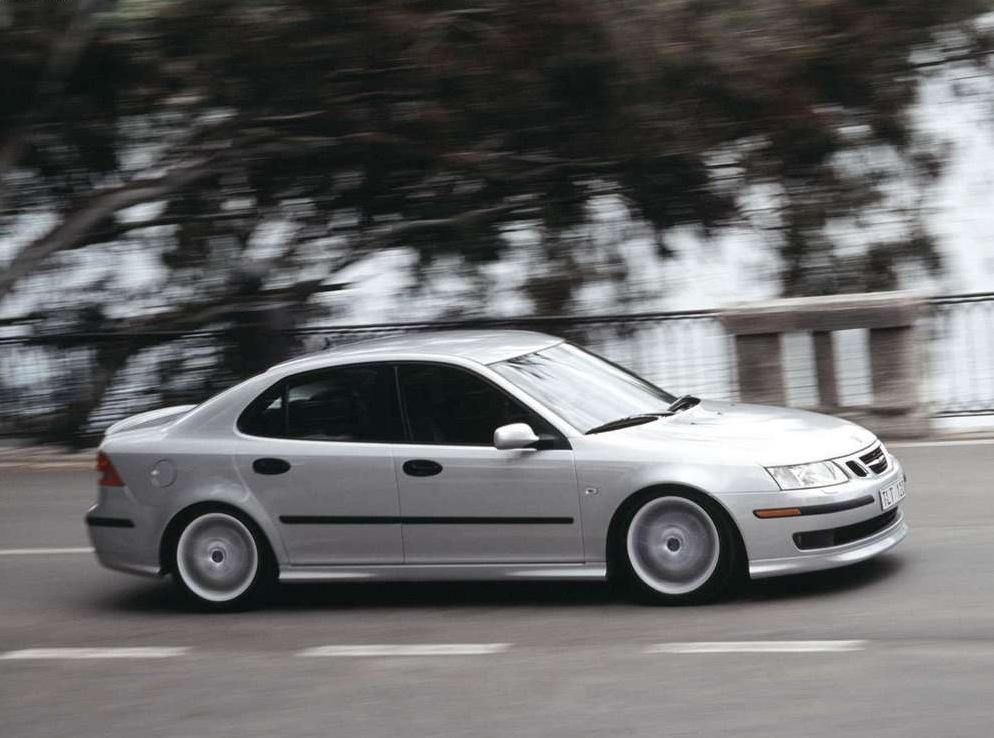 Снимки: Saab 9-3 Sport Sedan (E)